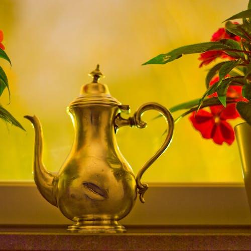 Darmowe zdjęcie z galerii z antyczny, czajniczek, garnek, herbata