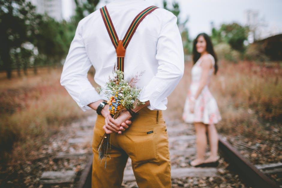 adult, blur, bouquet