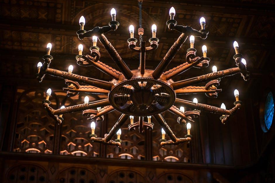 New free stock photo of lights, illuminated, chandelier