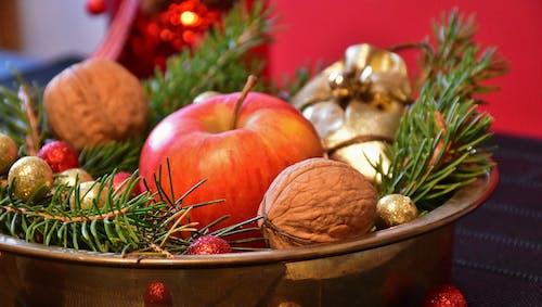 Δωρεάν στοκ φωτογραφιών με advent, apple, αντανάκλαση, γιορτή