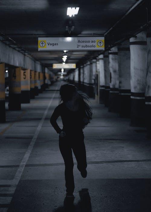 Imagine de stoc gratuită din #întuneric, artă stradală, insegurance, medo