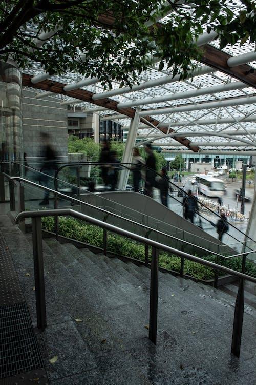 Foto d'estoc gratuïta de arquitectura, ciutat, fons, fotografia urbana