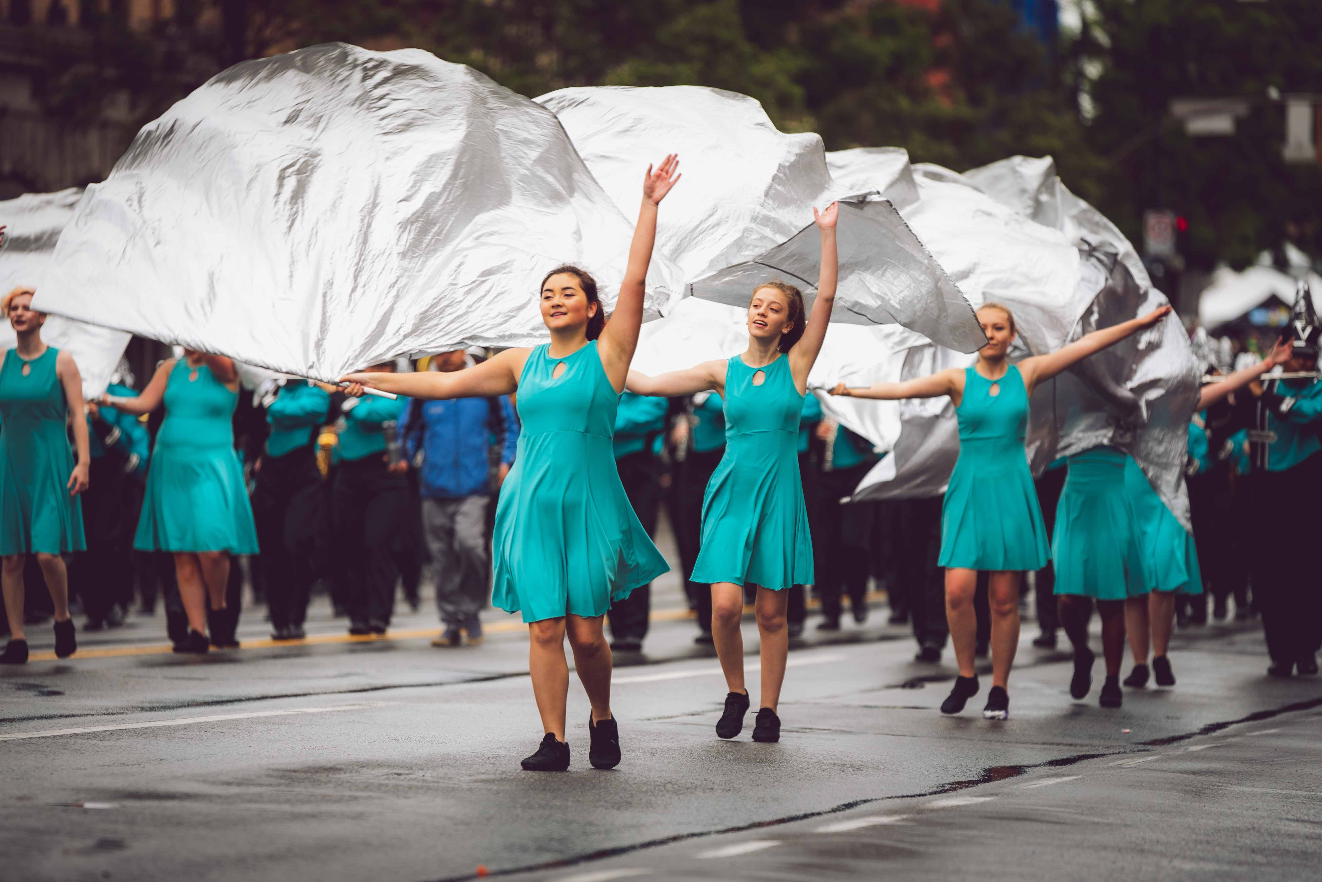 Foto stok gratis hari victoria, liburan, marching band, Parade