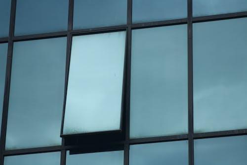 Open Glass Window