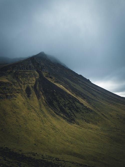 Darmowe zdjęcie z galerii z góra, islandia, krajobraz, malowniczy