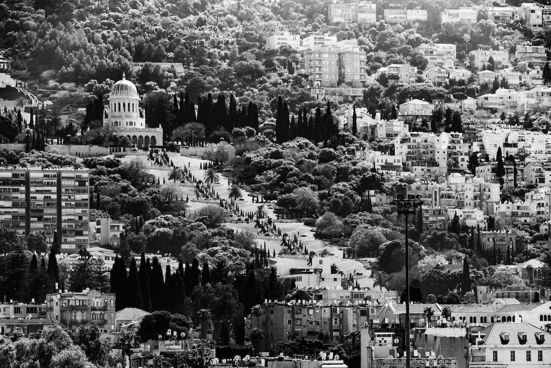 by, foto, haifa