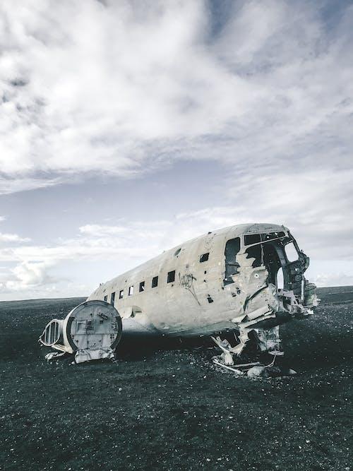 Broken Airplane