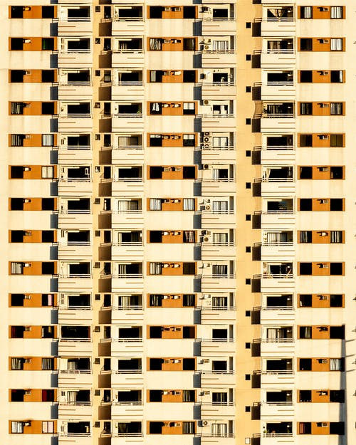 Foto stok gratis apartemen, Arsitektur, bertingkat tinggi, membangun