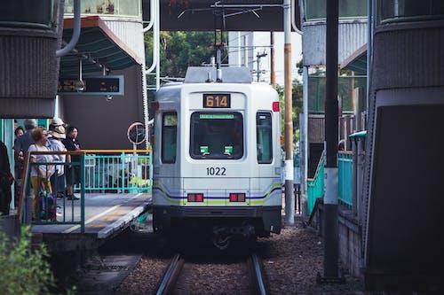 Бесплатное стоковое фото с гонконг, железная дорога, общественный транспорт