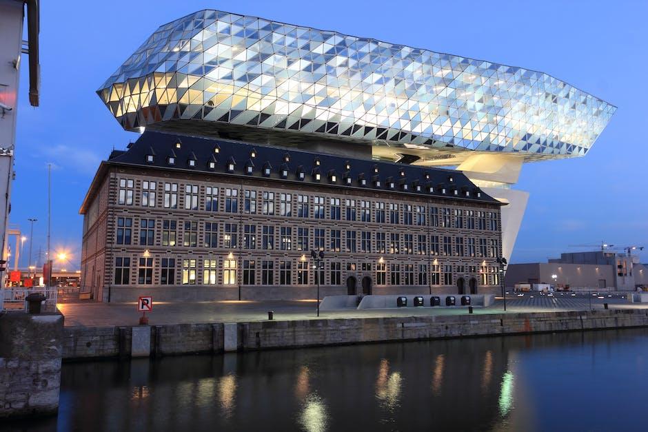 antwerp, architecture, Belgium