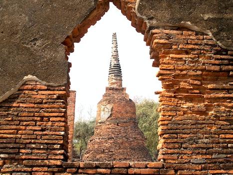 Free stock photo of landmark, building, construction, bricks