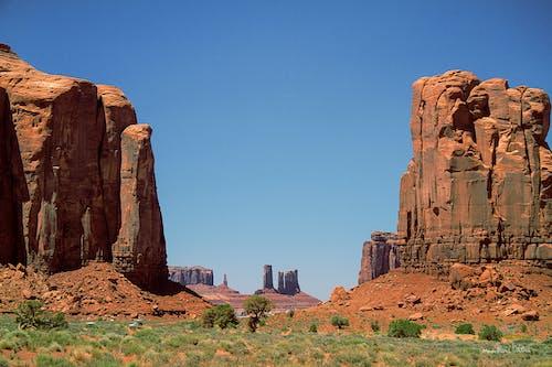Foto profissional grátis de arenito, árido, cênico, deserto