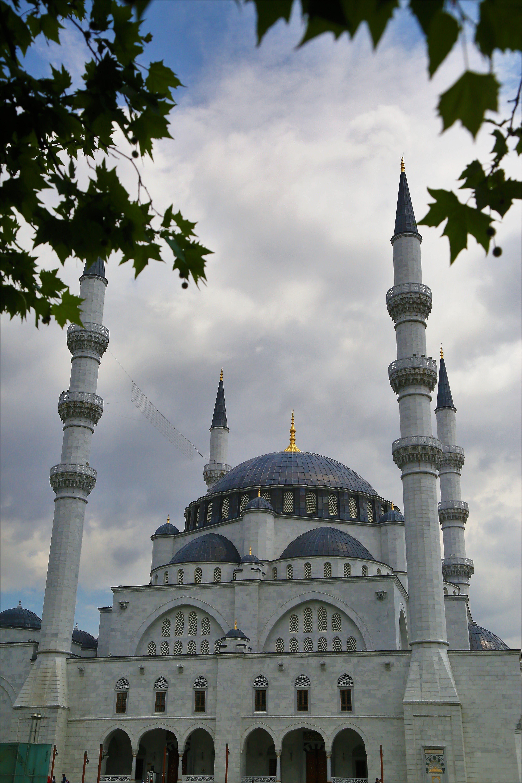 Kostenloses Stock Foto zu architektur, dom, eine moschee, gebäude