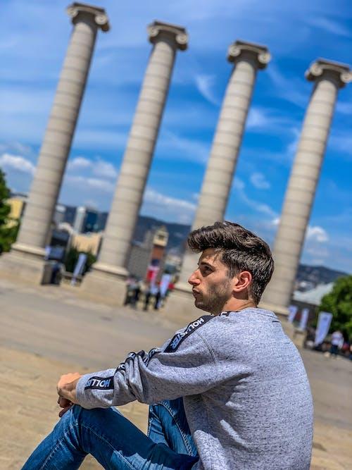 Základová fotografie zdarma na téma 4k tapeta, barcelona, cestování, chlápek