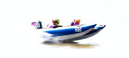 Free stock photo of speedboat