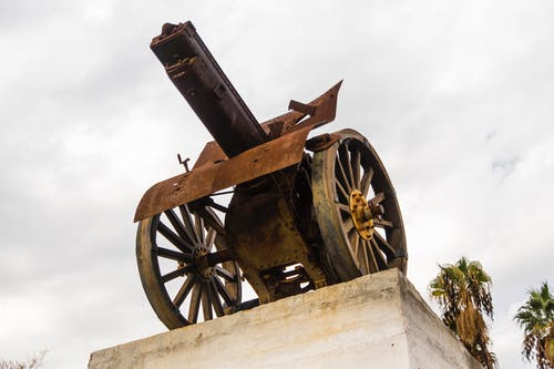 Free stock photo of cannon