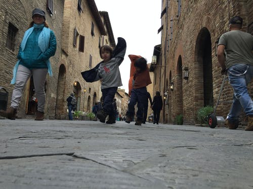 Free stock photo of flying, italy, kids