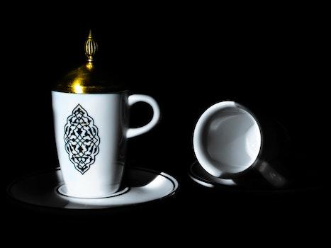 Free stock photo of art, coffee, cup, mug