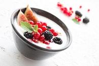 healthy, fruits, raspberries