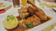 food, plate, meal