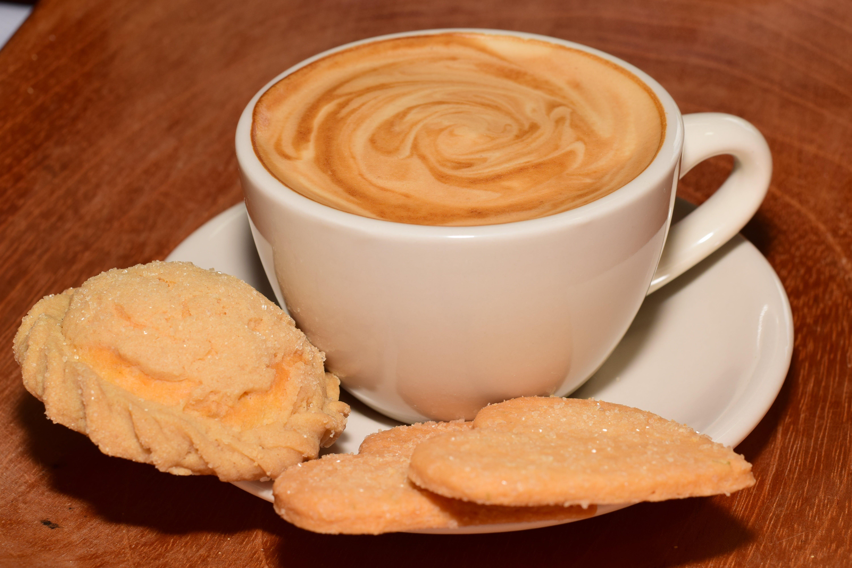 caffeine, cappuccino, coffee