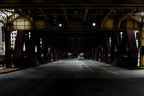 คลังภาพถ่ายฟรี ของ ขับรถ, ชิคาโก, ถนน, พาหนะ