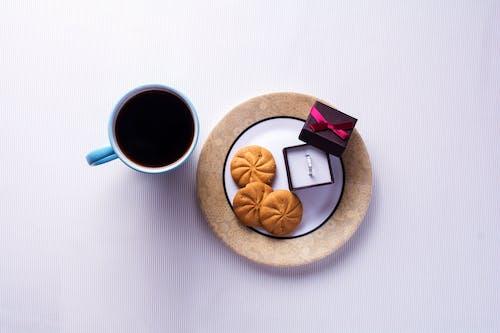 Ảnh lưu trữ miễn phí về bánh quy, cà phê, cà phê espresso, cafein