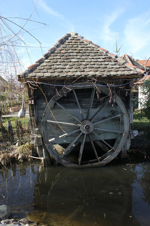 Free stock photo of etho, serbia, water mill
