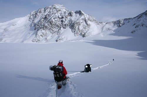 Photos gratuites de alpiniste, aventure, froid, hiver