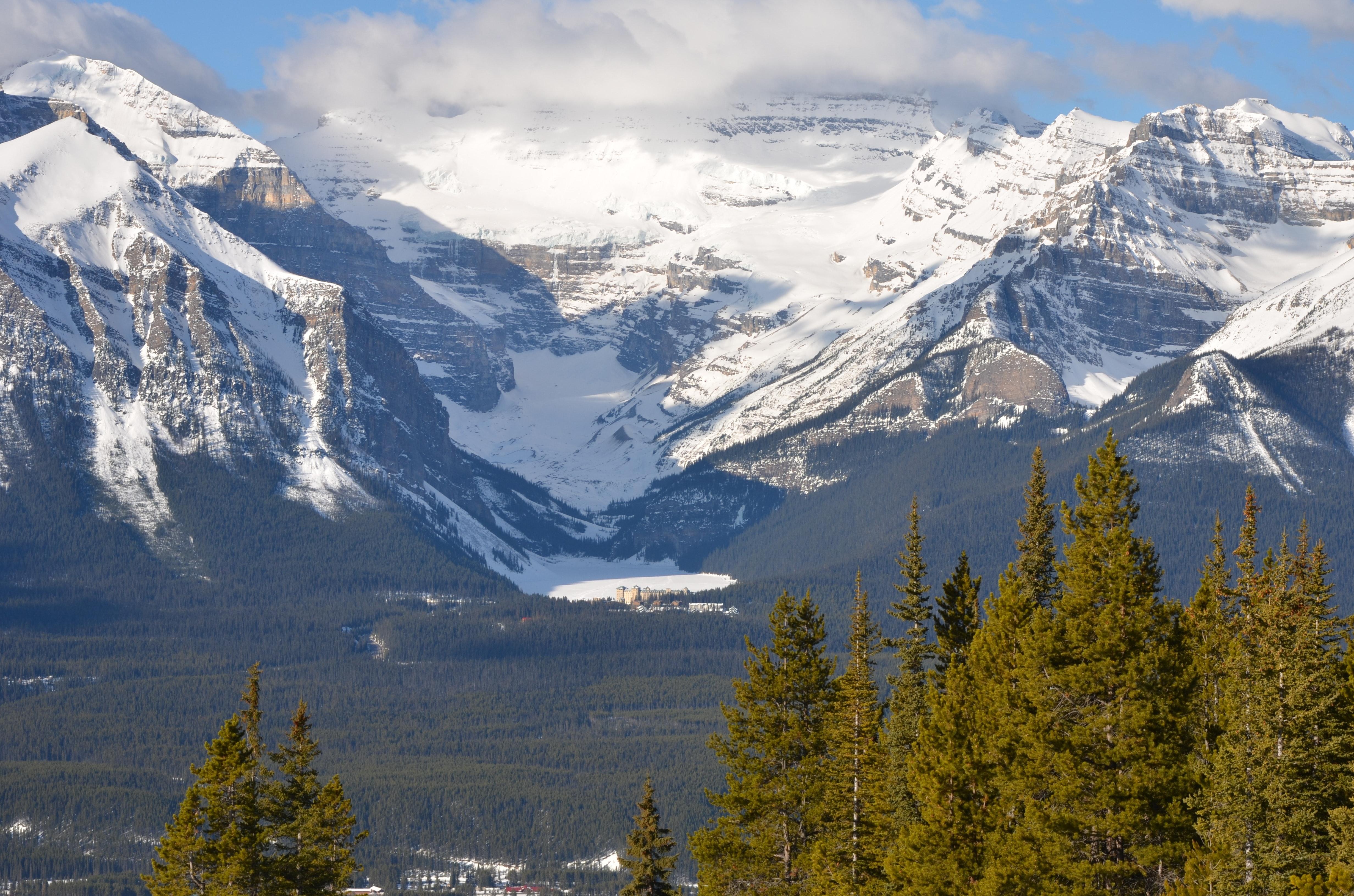 free stock photo of cold  landscape  mountain peak