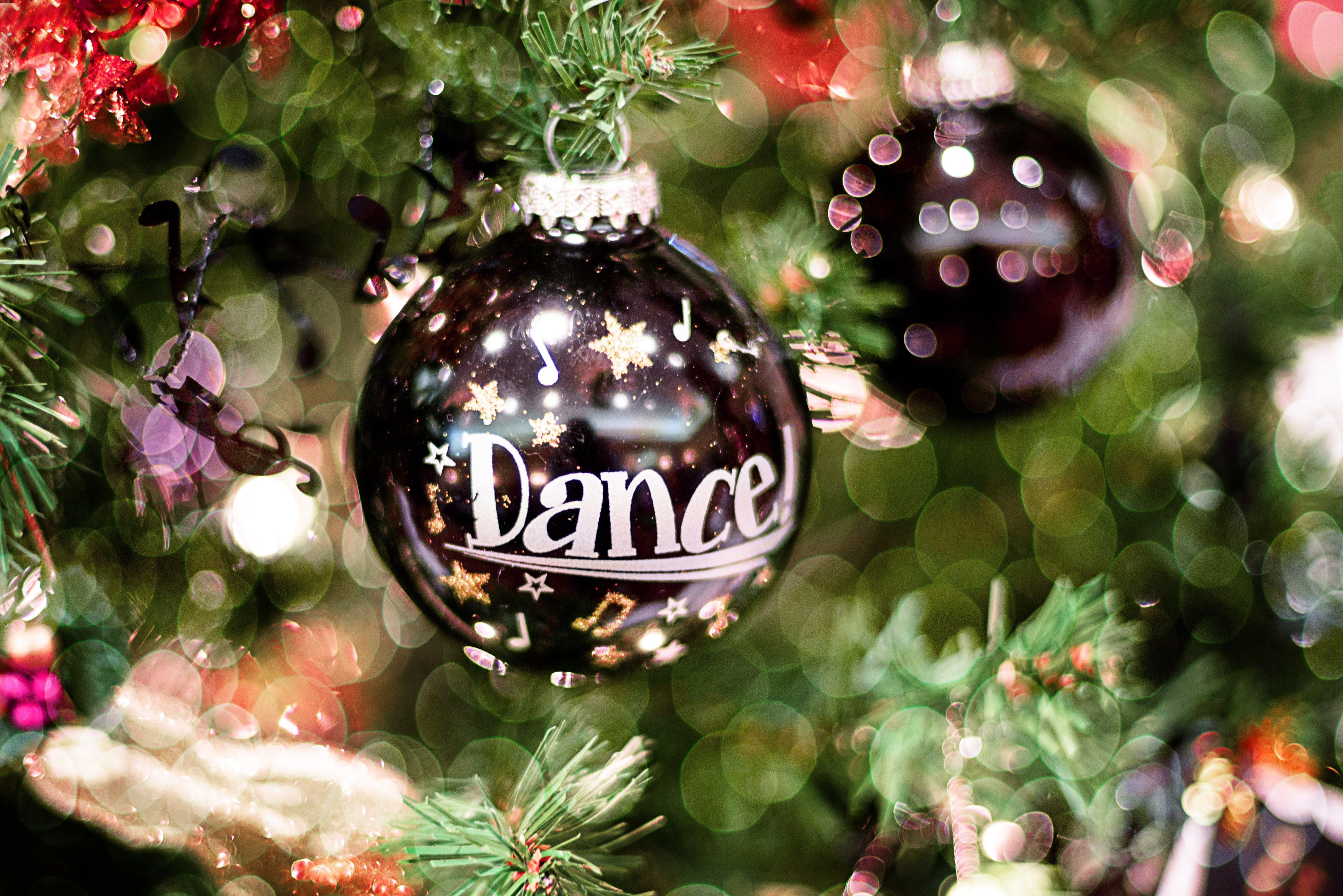 慶祝, 掛, 耶誔裝飾品, 聖誕 的 免费素材照片