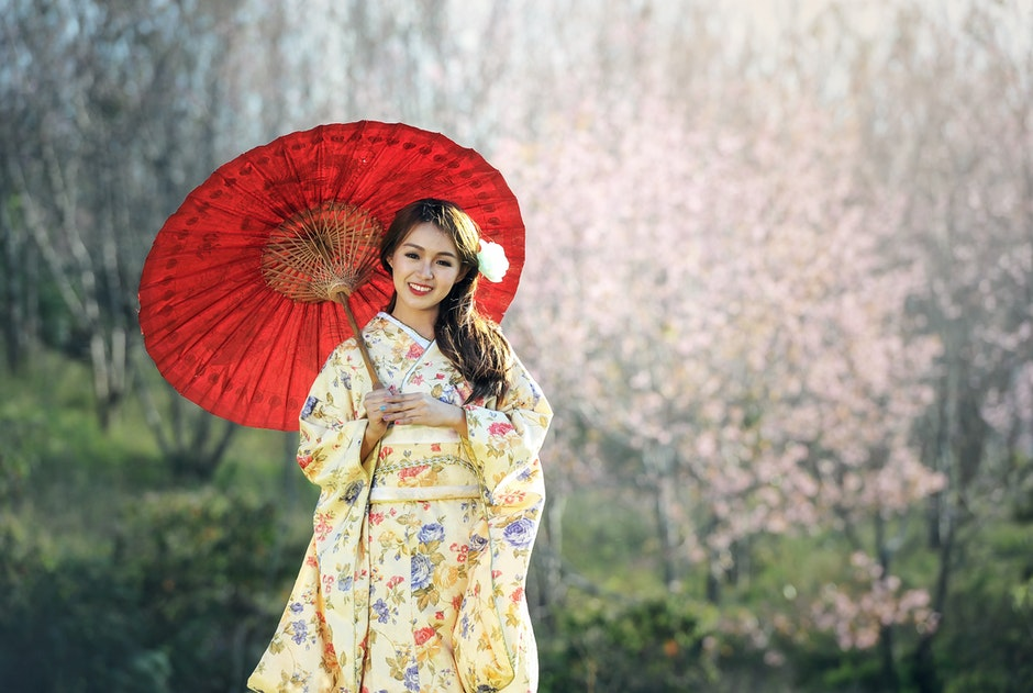 asia, attractive, beautiful