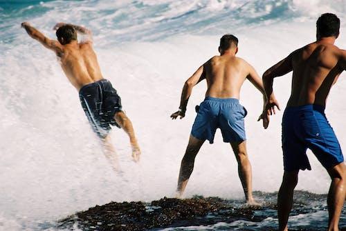 休閒, 健身, 動作能量, 半裸 的 免費圖庫相片
