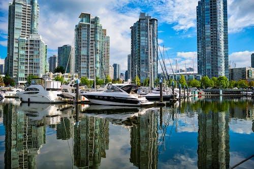Foto d'estoc gratuïta de vista urbana, vistes urbanes