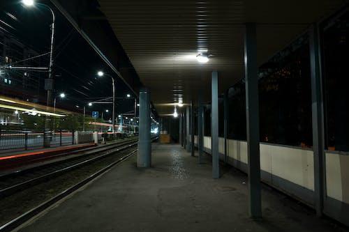 Бесплатное стоковое фото с город, городская фотография, легкий, ночь