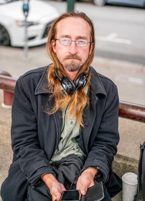 남자, 노인, 머리, 사람의 무료 스톡 사진