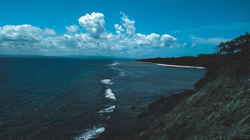 Ingyenes stockfotó nyár, óceán, tenger, vakáció témában