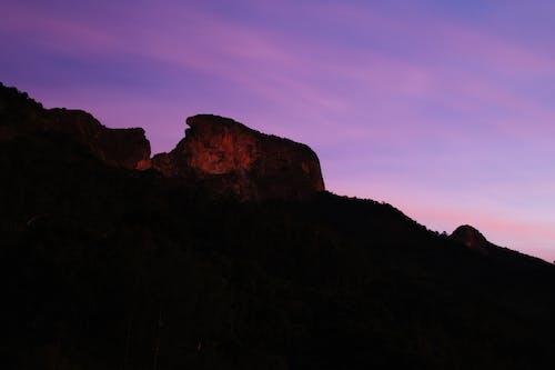 Immagine gratuita di alba, crepuscolo, montagna, natura