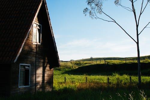 家, 建築, 房屋, 穀倉 的 免费素材照片