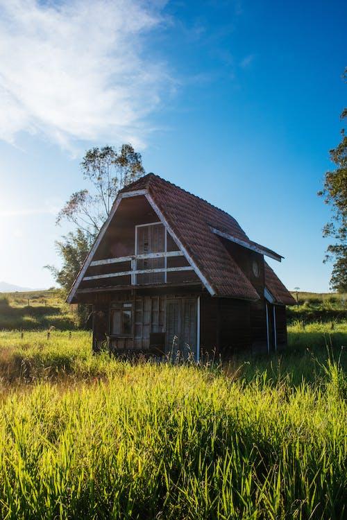 Základová fotografie zdarma na téma architektura, bungalov, doma, dům
