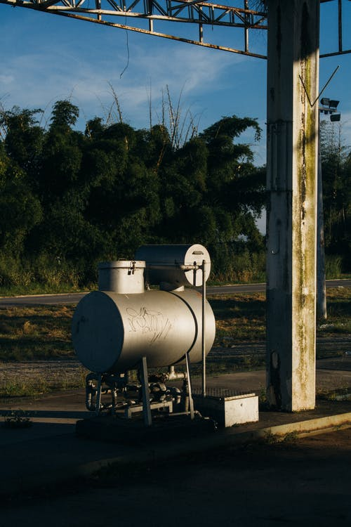 タンク, 容器, 屋外, 日光の無料の写真素材