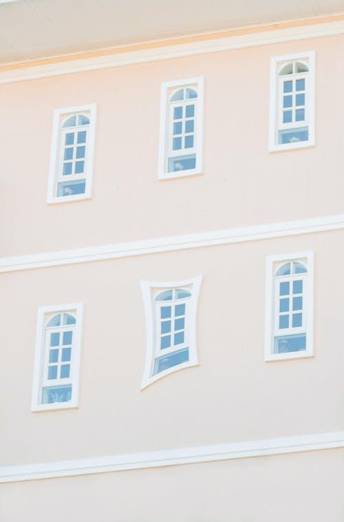 Foto stok gratis Arsitektur, bangunan, dinding, eksterior