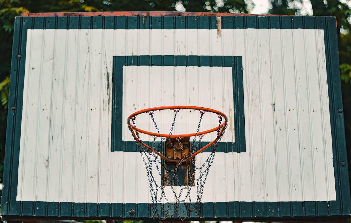 άθλημα, αλυσίδα, γήπεδο του μπάσκετ