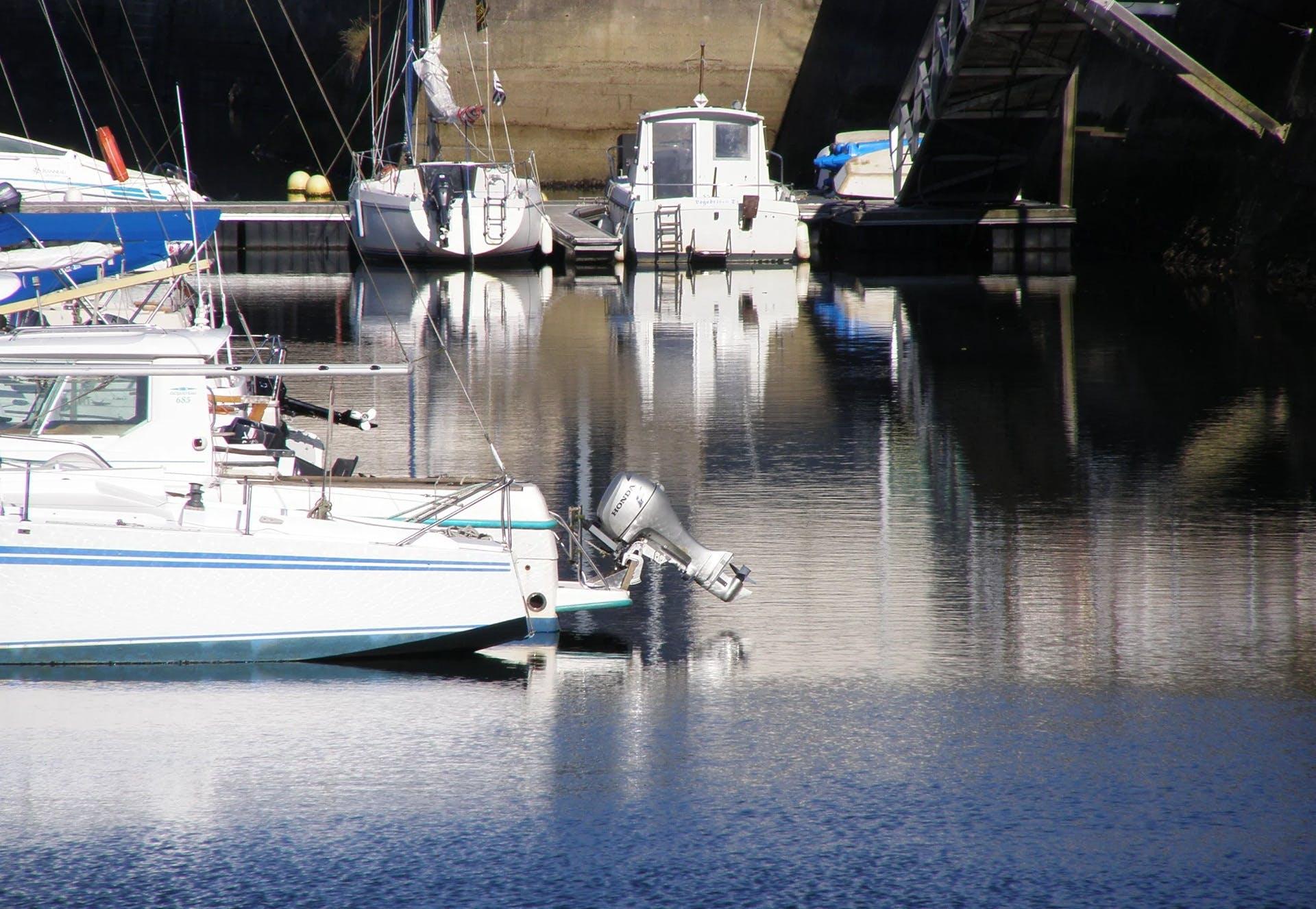 Free stock photo of sea, holiday, france, boats