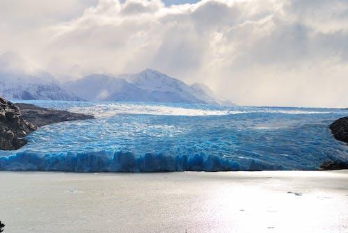 Gratis lagerfoto af bjerge, bugt, forkølelse, gletschere
