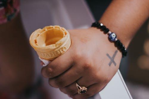 Foto stok gratis cone, makanan