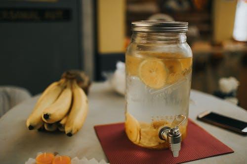감귤류, 건강한, 맛있는, 유리의 무료 스톡 사진
