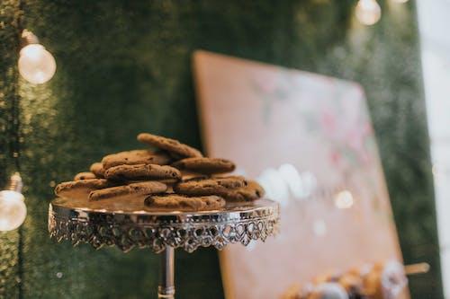 Бесплатное стоковое фото с десертный столик, еда, кондитерское изделие, печенье
