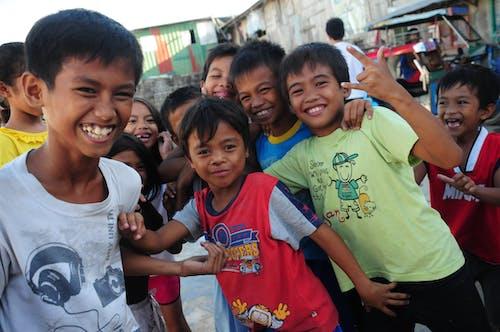 Gratis arkivbilde med Asiatisk, Filippinene, glad, gruppe