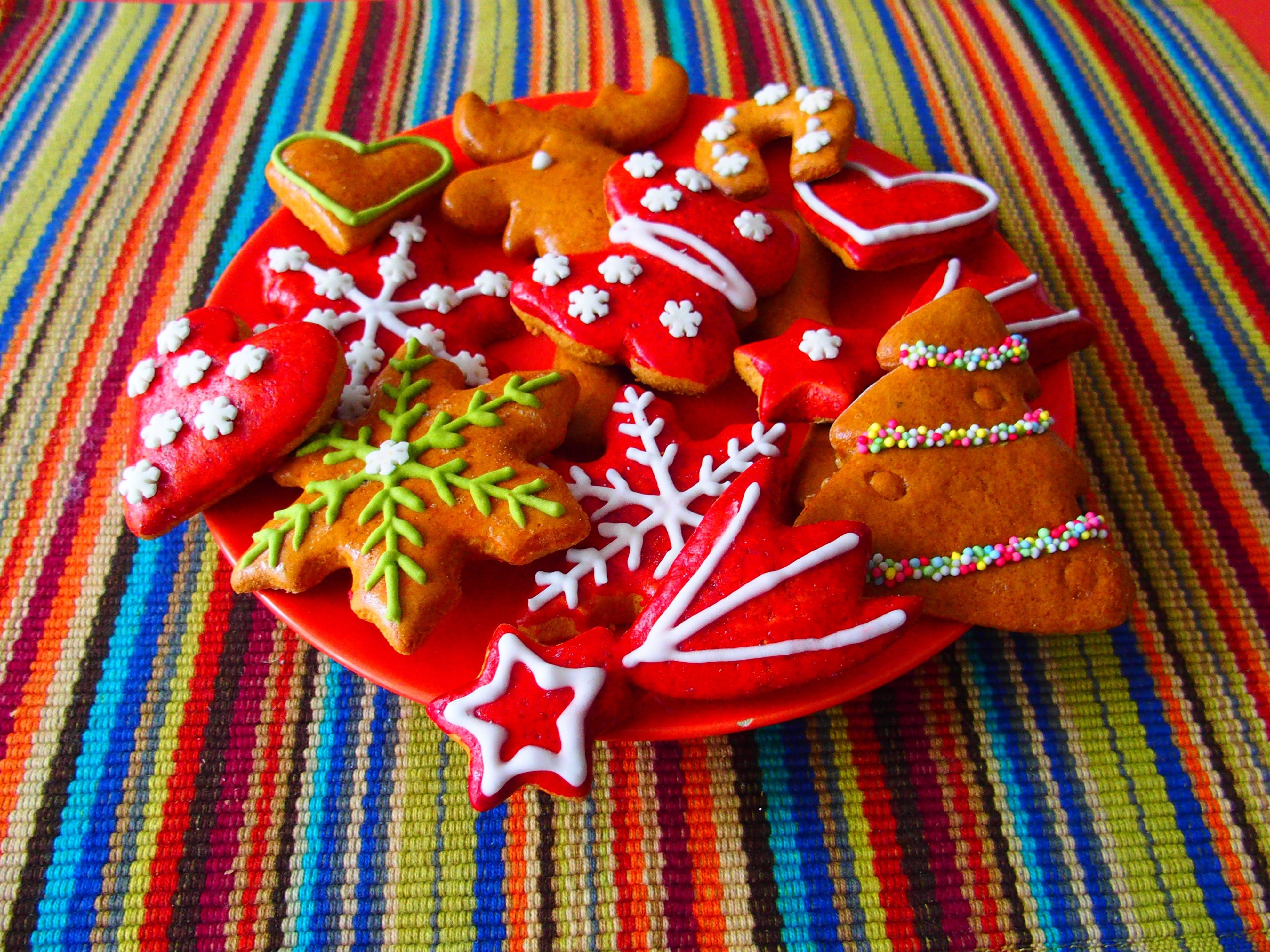 Gratis stockfoto met designen, eten, gingerbread, handgemaakt